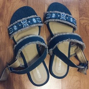 103bd21f6 Shoes - CUTE TWO STRAP SANDALS!